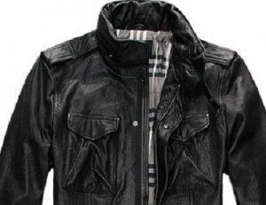как разгладить кожаную куртку в домашних условиях?