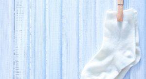 Как отбелить белые носки в домашних условиях?