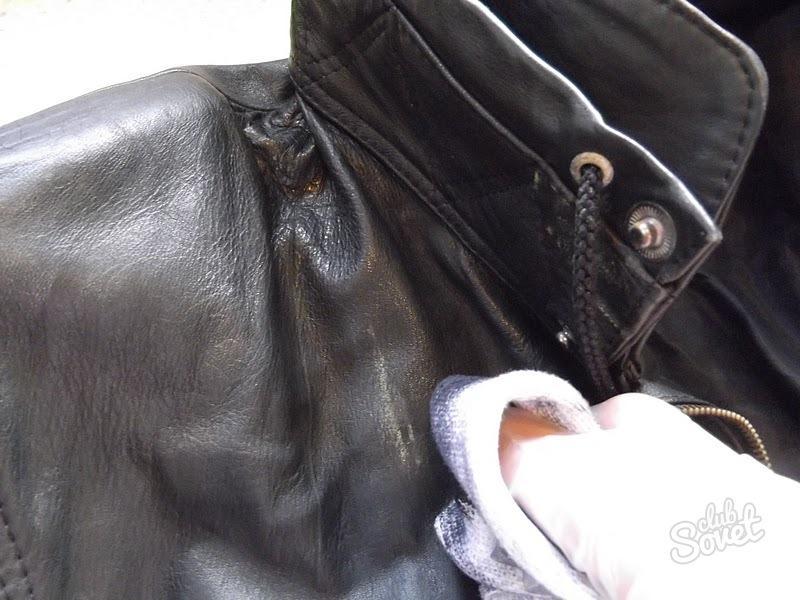 Как покрасить кожаную куртку в домашних условиях?