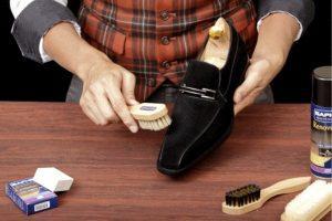 Как почистить обувь из нобука в домашних условиях?