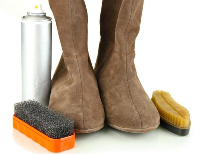 Как почистить угги в домашних условиях?