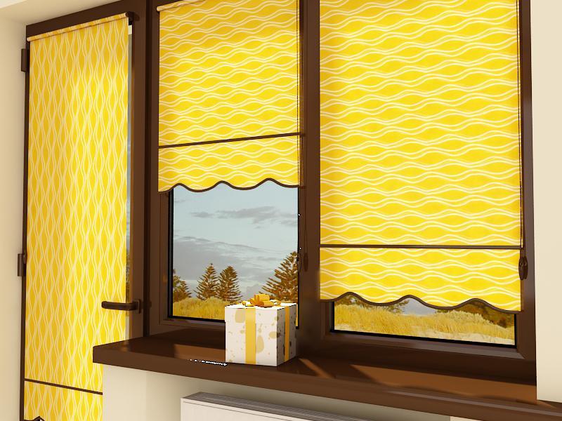 Как стирать рулонные шторы в домашних условиях?