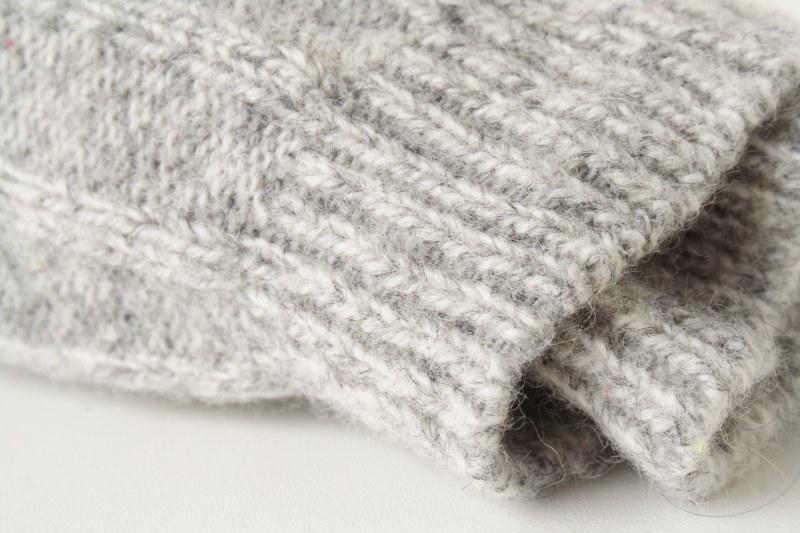 Как отбелить шерстяные вещи в домаших условиях?