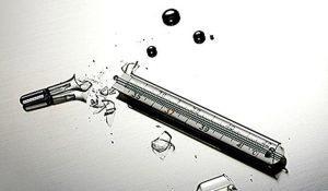 Как убрать ртуть от разбитого градусника в домашних условиях?