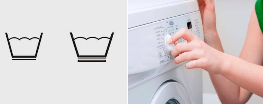 Деликатная стирка в стиральной