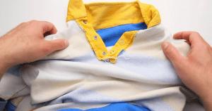 Советы по глажке футболки поло