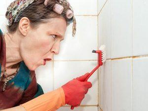 Как избавиться от плесени в ванной в домашних условиях?