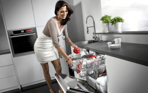 Запах в посудомойке - как его устранить?
