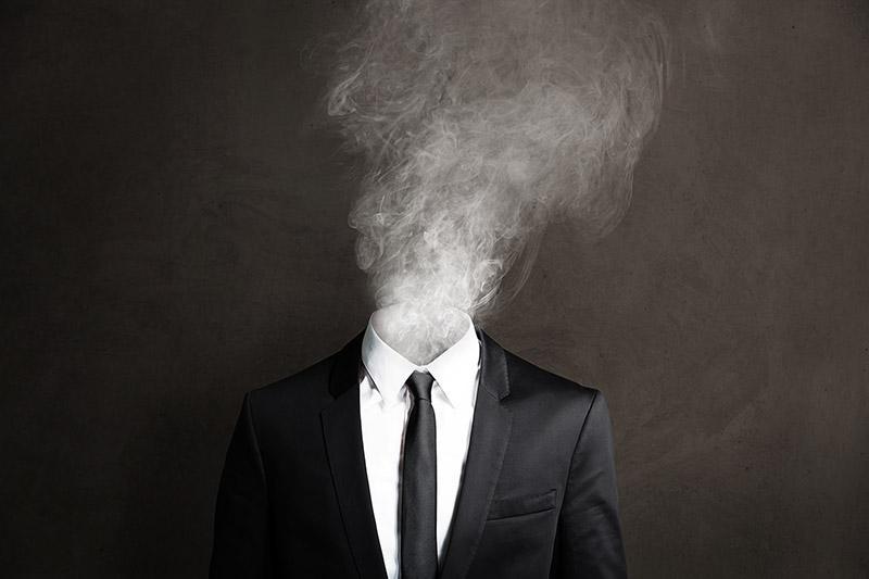 Затхлый запах одежды