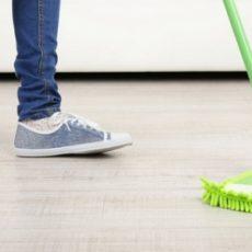 Как помыть ламинат в домашних условиях