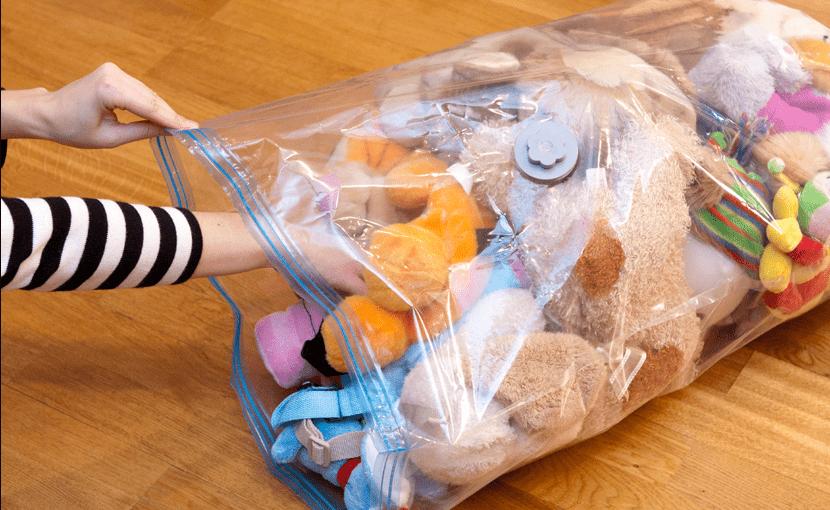 Вакуумные пакеты для хранения вещей отзывы