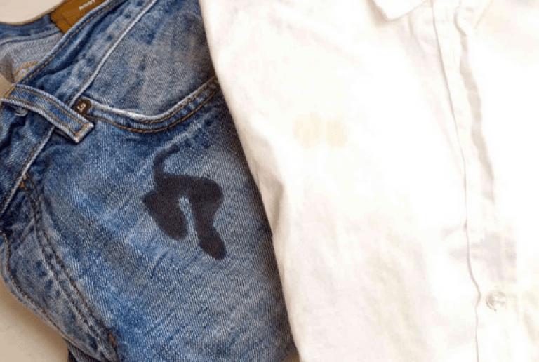 Чем отстирать мазут с одежды в домашних условиях?