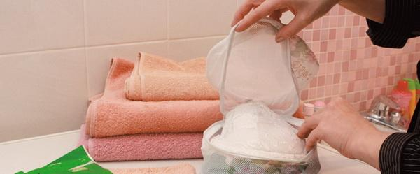 Мешок для стирки белья в стиральной машине: как, зачем и почему