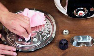 Как помыть мультиварку?