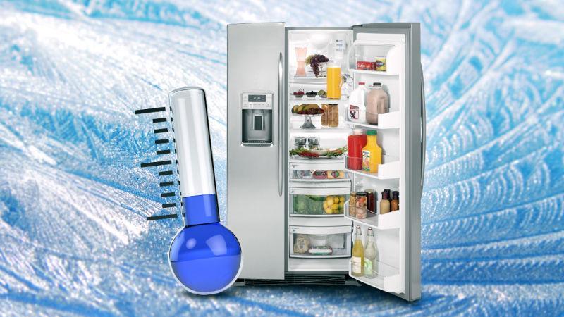 Холодильник сильно морозит - что делать?