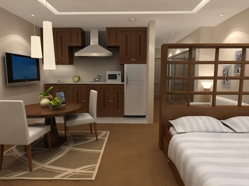 Как правильно и красиво расставить мебель в однокомнатной квартире?