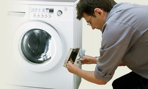 Заклинила дверца в стиральной машине