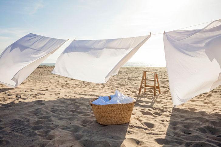 Как отбелить постельное белье в домашних условиях эффективно и быстро?