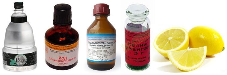 Народные средства для выведения неприятного запаха на одежде