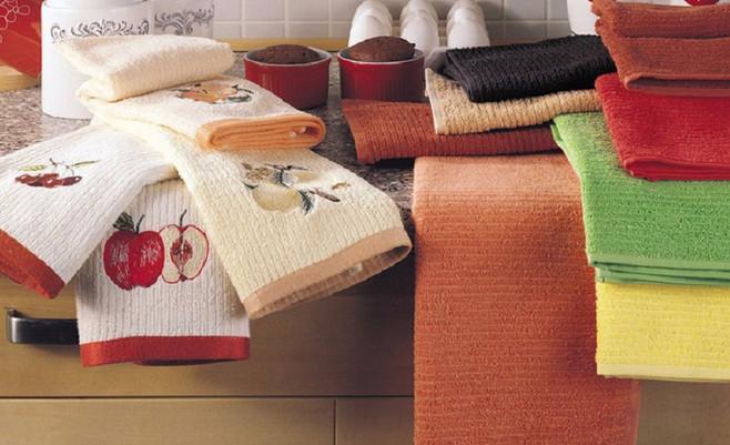 Как отбелить вафельные полотенца в домашних условиях?