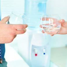 Как почистить кулер для воды?