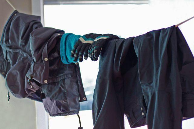 Как высушить мембранную куртку?