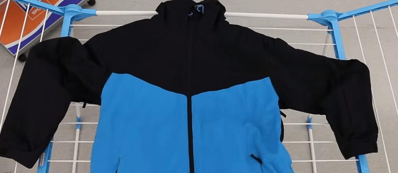 Правила сушки зимней куртки