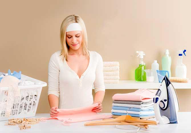 Нужно ли гладить вещи для новорожденных?