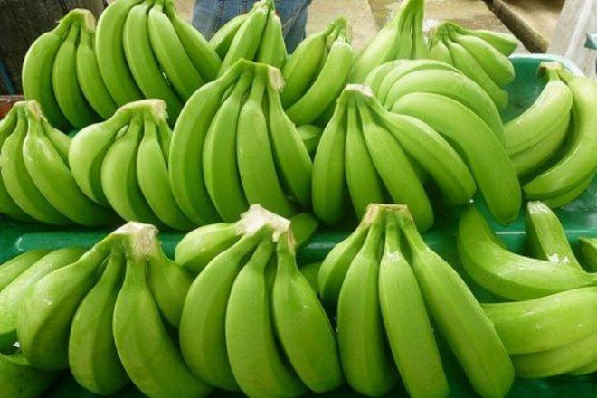 Как хранить зеленые бананы?