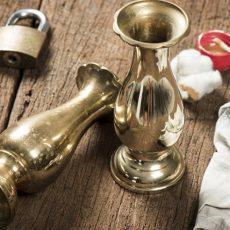 Как почистить латунь от окиси в домашних условиях до блеска?