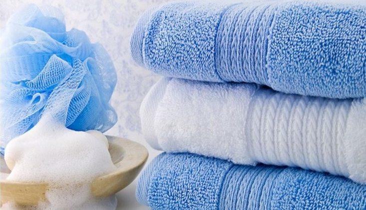 Как сделать полотенца мягкими после стирки?