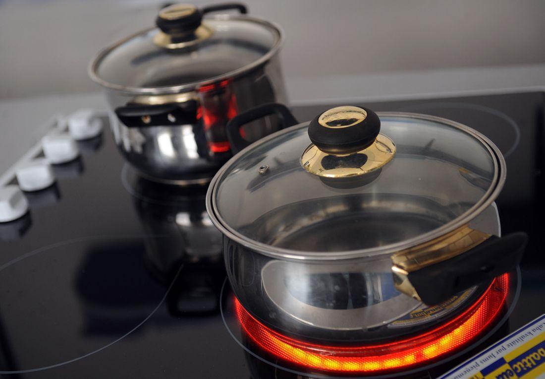 Какая посуда подходит для стеклокерамической плиты?