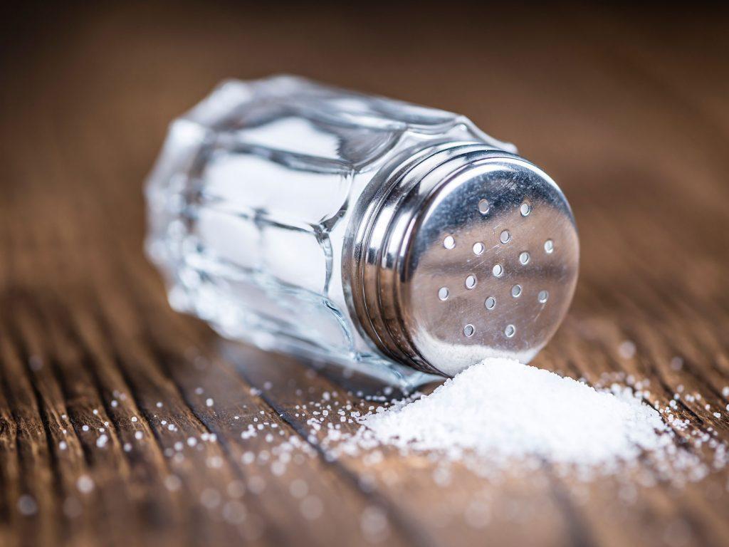 Мелкозернистая соль