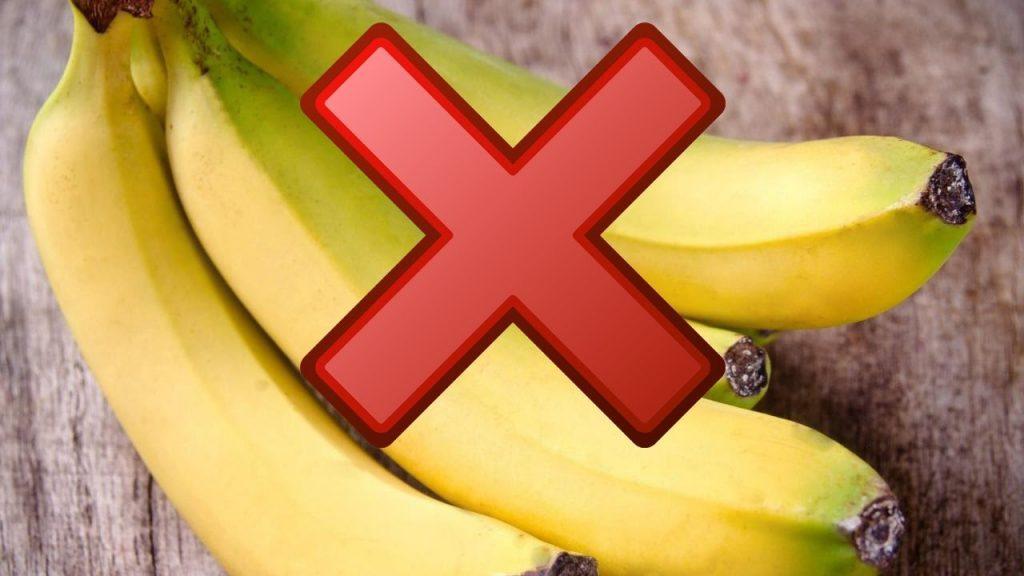 Противопоказания к хранению