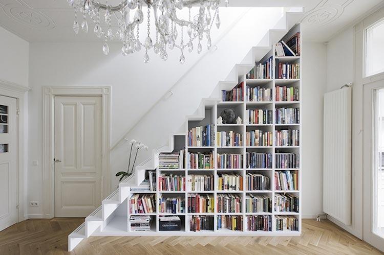 Идеи хранения книг
