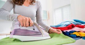 Как правильно гладить постельное белье?