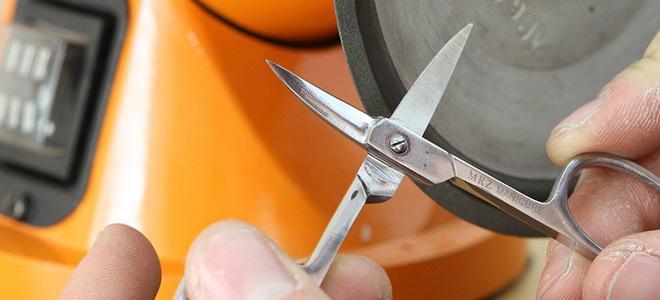 Как заточить маникюрные ножницы?