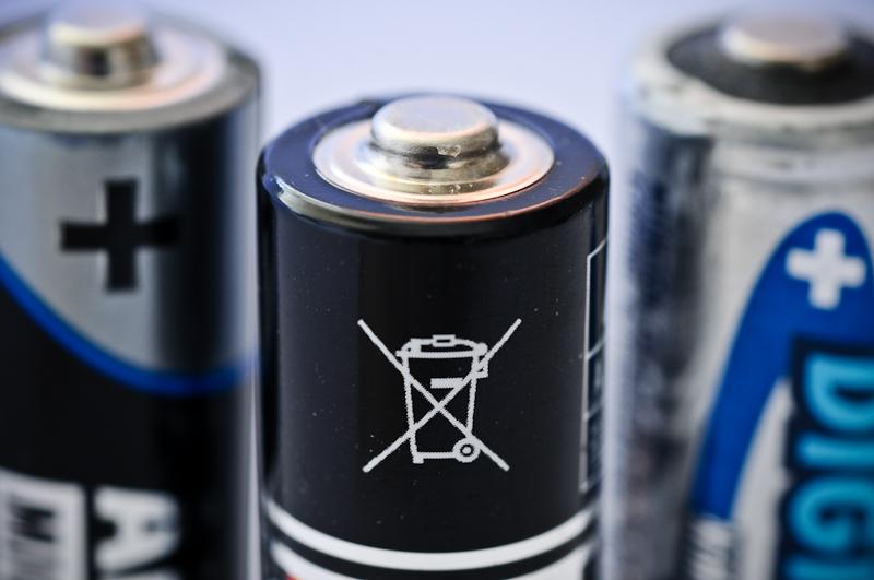 Куда сдавать батарейки?