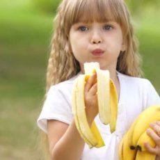 Чем отстирать банан с детской одежды в домашних условиях?