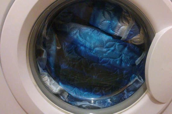 Можно ли стирать палатку в стиральной машине?