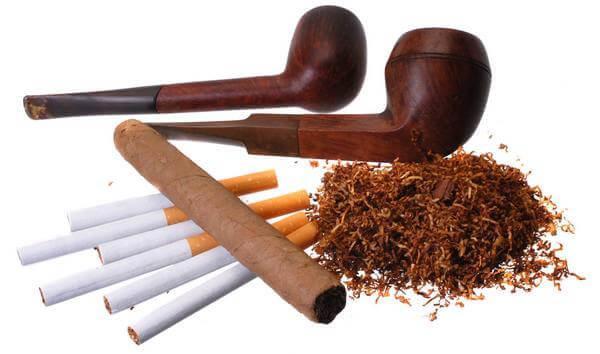Раствор табака