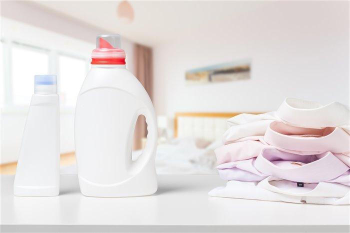 Стирка белых вещей в стиральной машине