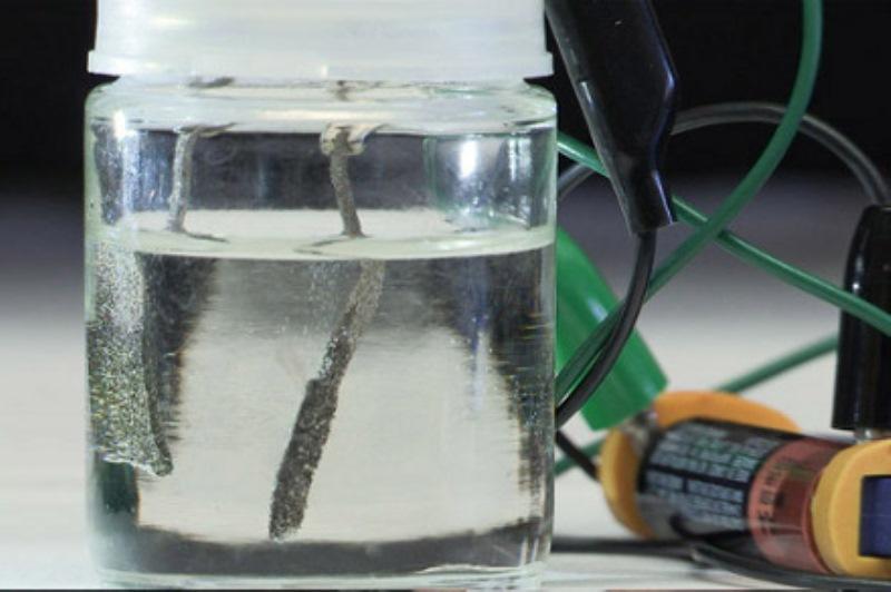 Электролиз воды