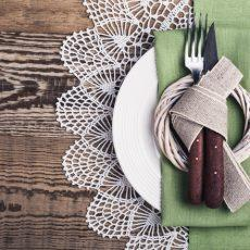 Как правильно крахмалить салфетки вязанные крючком?