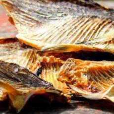 Как хранить вяленую и сушеную рыбу в домашних условиях?