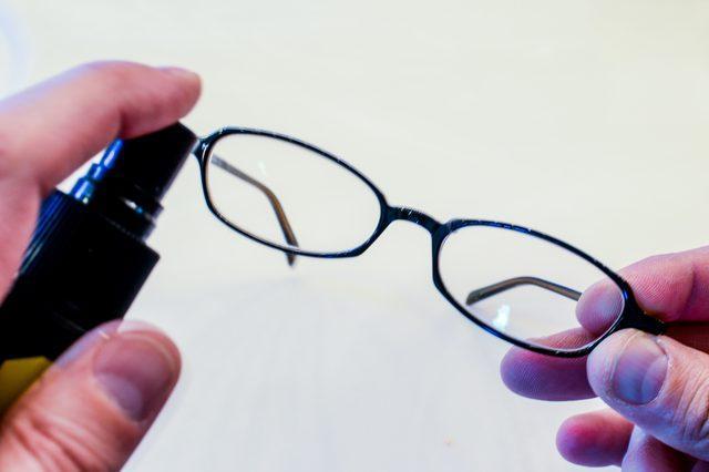 можно ли отполировать линзы очков для зрения