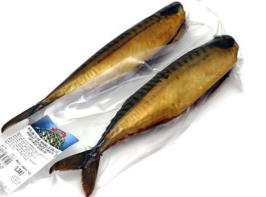 Вакуумная упаковка для рыбы