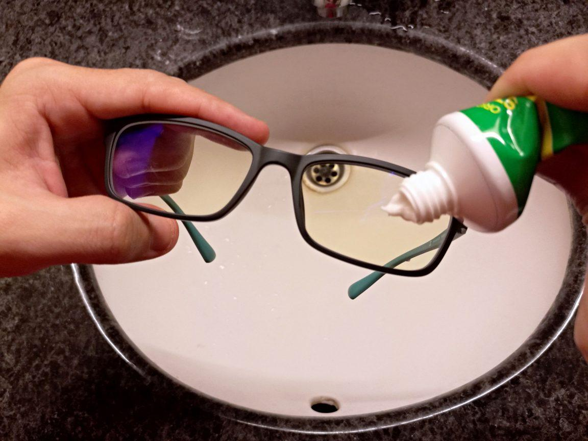 как отшлифовать очки для зрения