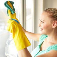 Чем мыть пластиковые окна и подоконники в домашних условиях?