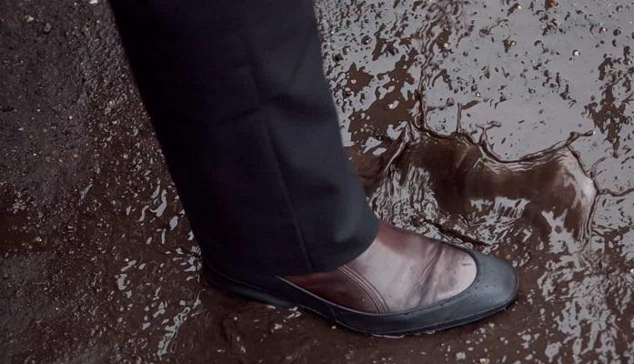 Как быстро высушить обувь в домашних условиях на батарее?